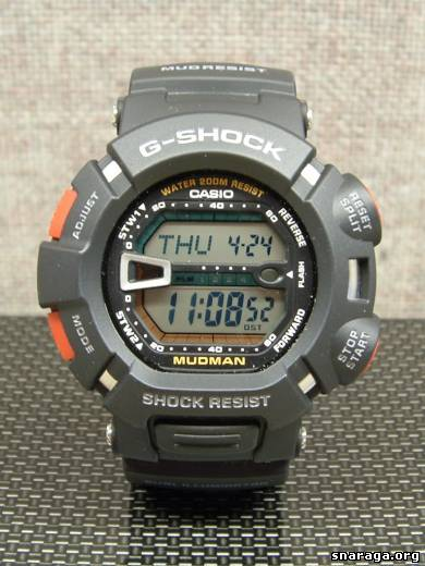 Продам Часы Casio G-Shock G9000-1V Mudman Размер (Цвет)  черный Цена ... 03ae3c580b9