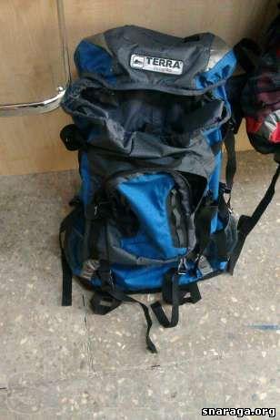Б.у рюкзаки терра инкогнито чемоданы polar в новосибирске
